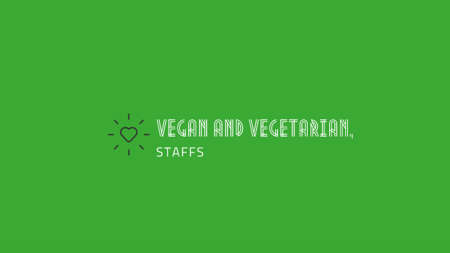 Staffs Vegan and Vegetarian society GIAG (give it a go)