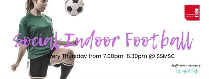 Fit & Fab | Women's Futsal (indoors) | #GiveItAGo