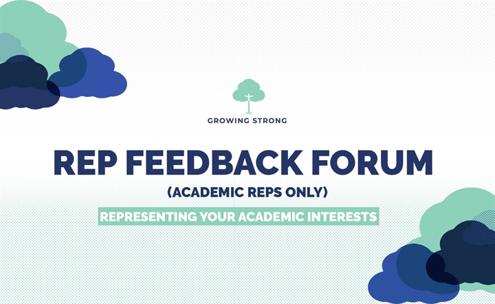 Rep Feedback Forum | Get Ahead Session