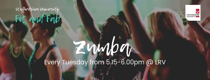 Fit & Fab | Zumba | #GiveItAGo