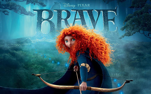 Movie Mondays: Brave
