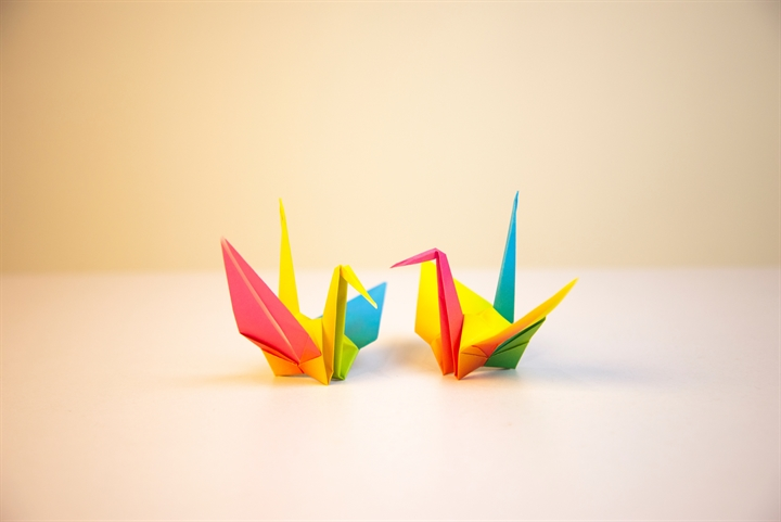 Crafternoon | Origami #GiveItAGo