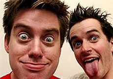 Gobble - Superheroes Featuring Dick & Dom