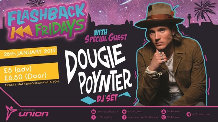Flashback Friday feat  DOUGIE POYNTER (DJ Set)