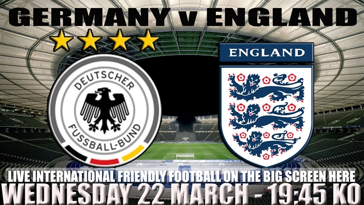 Germany v England