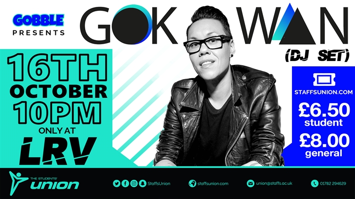 Gobble with Gok Wan!