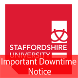 Downtime Notice