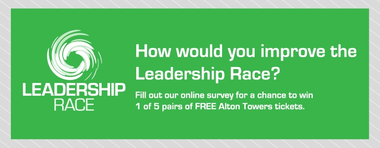 leadership race survey