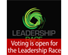 Vote in the Leadership Race now!