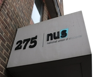 NUS HQ, London