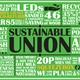 Sustainable Union infographic