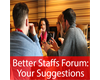 Better Staffs Forum: Your Suggestions