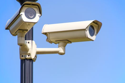 Picture of CCTV Cameras