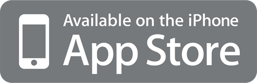 Our app is available for iOS devices on the Apple App Store