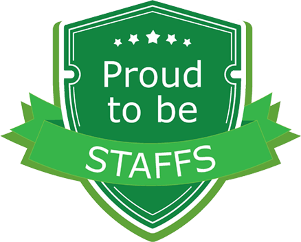 proud to be staffs